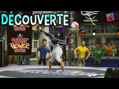 Street Power Football | Découverte Gameplay FR