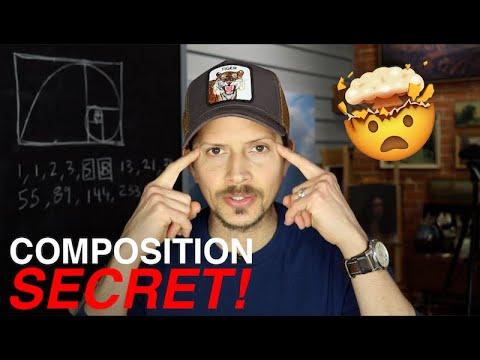 Golden Ratio Composition Secret!