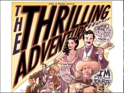 Written In The Stars - Thrilling Adventure Hour