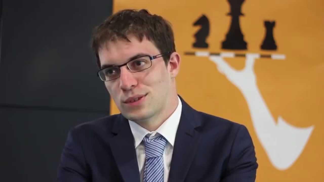 Maxime Vachier-Lagrave blitz chess