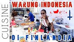 WARUNG KULINER INDONESIA DI FINLANDIA | RAVINTOLAPÄIVÄ TAMPERE 2019