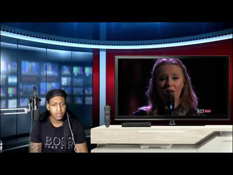 "The Voice 2017 Addison Agen - Top 11: ""A Case of You"" - Reaction"
