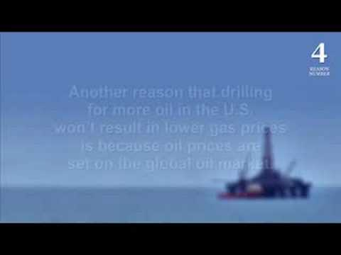Offshore drilling is not the answer to high gas prices
