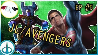 """""""Justice League"""" & """"Infinity War"""" Trailer 