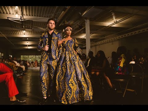 Africa Fashion Week Houston 2017