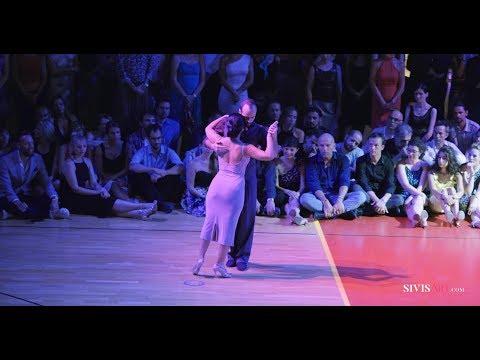 Pablo Rodriguez & Corina Herrera - Asi se canta - Tango exhibition by Sivis'Art