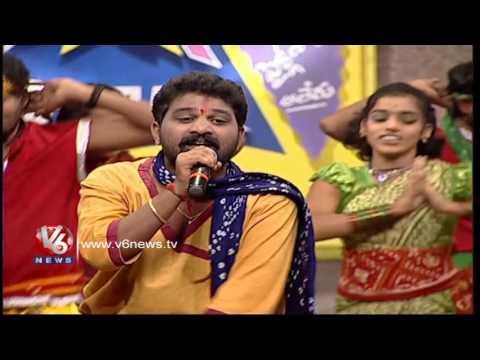 Pandu Vennallo Palleturi Patalu Song | Gidde Ram Narasaiah | Telangana Folk Songs | Dhoom Thadaka