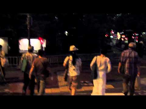Japanese Anti-Nuclear Movement Protest Entire Government | Aug. 24 2012 | Despite Police Limits