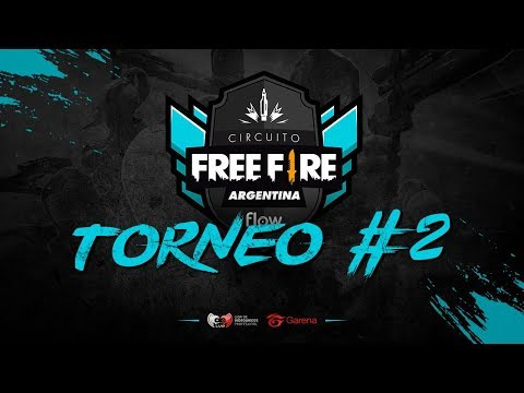 Torneo N°2 | Ronda Final | Circuito Free Fire ARG 2019