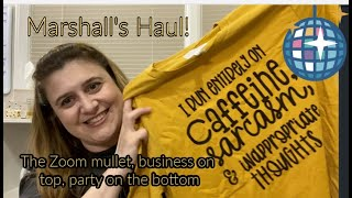 Marshalls Haul - Work from Home Attire! - 6/16/2020