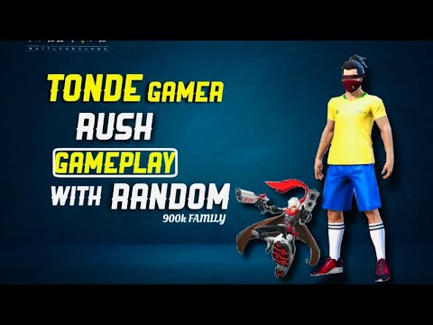 FREE FIRE LIVE GAME PLAY WITH RANDOM PLAYERS