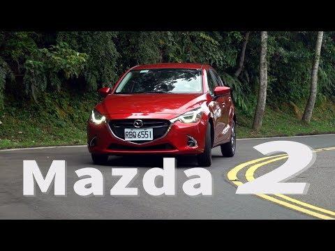 Mazda 2 高顏值小隻馬小改款 試駕- 廖怡塵【全民瘋車Bar】65