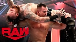 Aleister Black vs. Austin Theory – Money in the Bank Qualifying Match: Raw, April 20, 2020