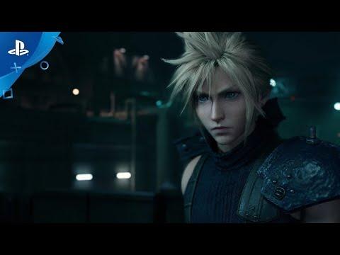 Final Fantasy VII Remake | The Game Awards 2019 Trailer | PS4