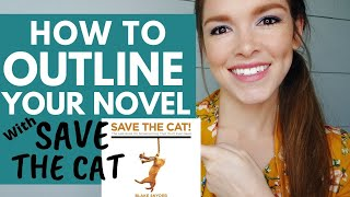 Outline Your Book Using SAVE THE CAT WRITES A NOVEL w/ Snyder Jessica Brody | Hopefullhappenings