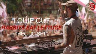 Louie Cut - Rabbits Eat Lettuce Hectic Set
