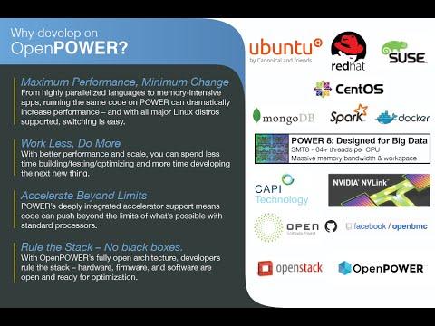OpenPOWER Developer Challenge - Kickoff & Orientation Hangout