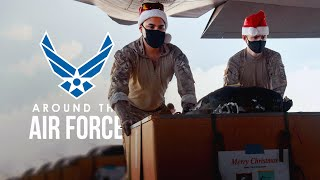 Around the Air Force: Operation Christmas Drop 2020