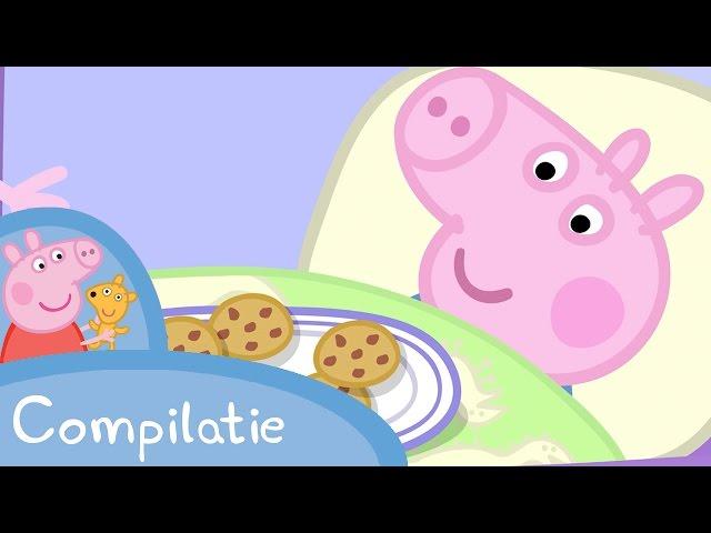 Peppa Pig Nederlands Compilatie Nieuwe Afleveringen | Tuinieren | Tekenfilm | Peppa de Big