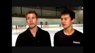 A Skater´s Life:Choreography Patrick Chan and Jeffrey Buttle