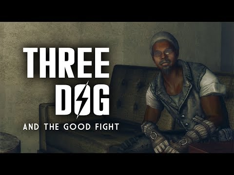 Three Dog, The Good Fight, and Morality in the Wasteland - Fallout 3 Lore
