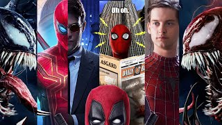 It Will Be A Mess Until AVENGERS 5 Arrives! SPIDER-MAN 3: Daredevil, Venom 2, Spider-Verse and Tobey