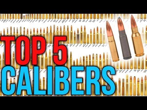 Top 5 Calibers