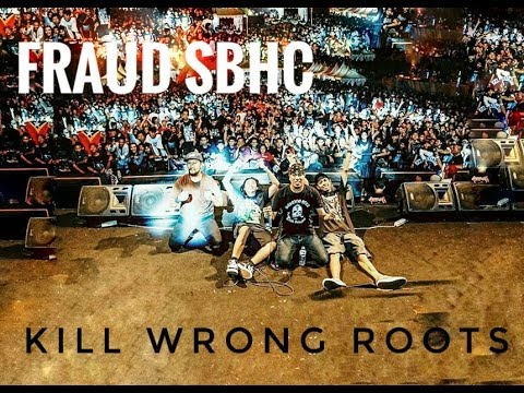 FRAUD (SBHC) - Kill Wrong Roots (Live Performance at Brotherground 2017 Surabaya)