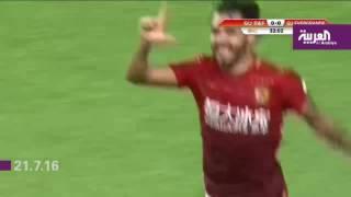 غوارديولا يخسر مباراته الأولى مع السيتي وبايرن أنشيلوتي يفوز
