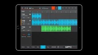 IMPC Pro 2 Multitrack record