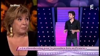 Vérino [41] Le chessboxing pour la première fois en France - ONDAR