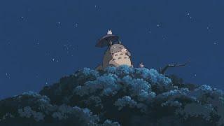 [지브리 스튜디오] 공부할때, 일할때 듣기좋은 음악 모음 12시간(검은화면) (12hours)(피아노)(Relaxing Piano Studio Ghibli Collection)