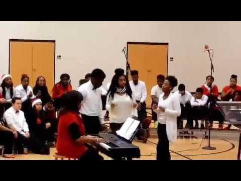 Jonesboro High School Chorus/Curtis Whitehead