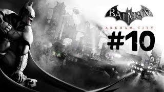 "Batman Arkham City HD Walkthrough - HARD - Part 10 ""Return to Mr. Freeze"""