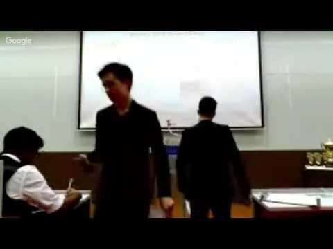 Malaysian Debater's National High School Debate Open 2016 -  Finals