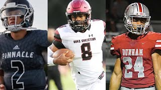 Best High School Football Player From Every State (Class of 2019)