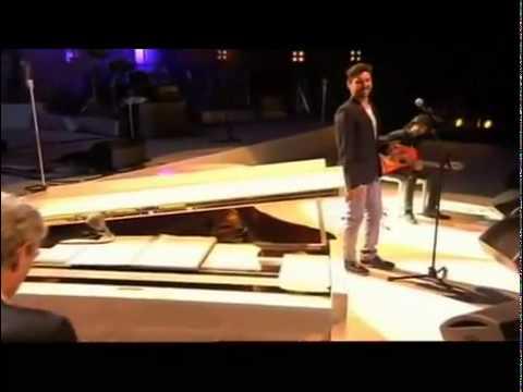 """Miguel Poveda """"El cant dels ocells"""" - Palau Sant Jordi (BCN) - 08.06.2012"""