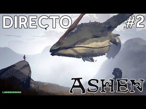 Ashen - Directo #2 - Español - El Renacer de la Luz - Explorando el Mundo - Secretos - Xbox One X thumbnail