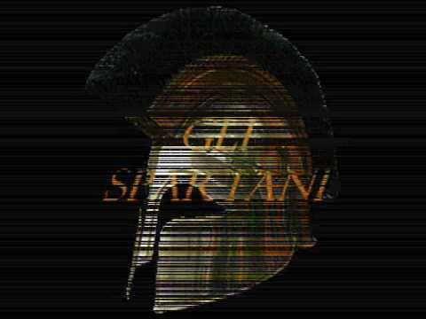Ascoltate... Gli spartani