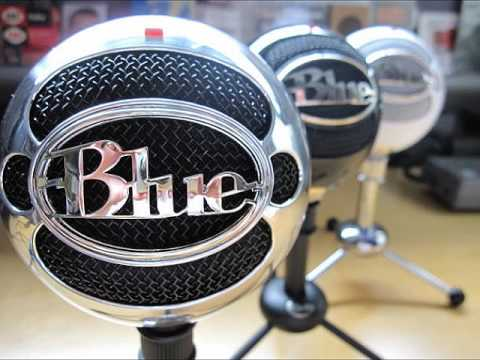 blue snowball usb mic drum test audio youtube. Black Bedroom Furniture Sets. Home Design Ideas