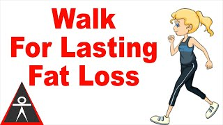 Is Walking the Best Fat Loss Exercise?