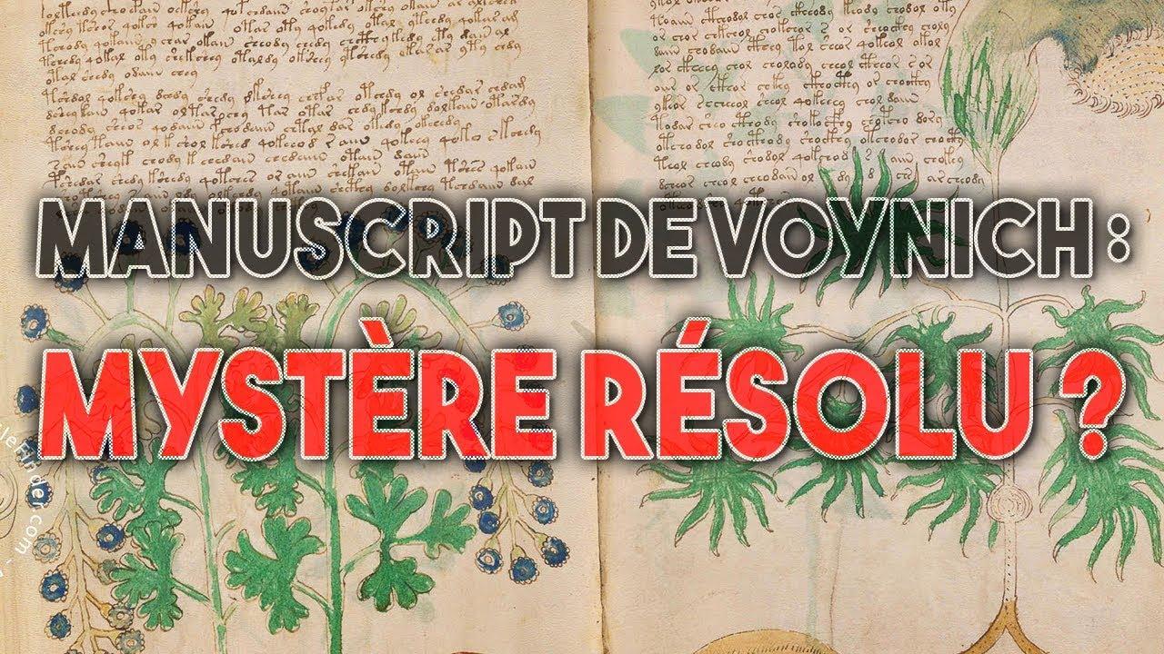Le manuscrit de voynich - Page 2 Maxresdefault