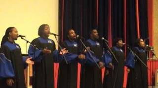 "Howard Gospel Choir - ""Oh When the Saints go Marching In"""