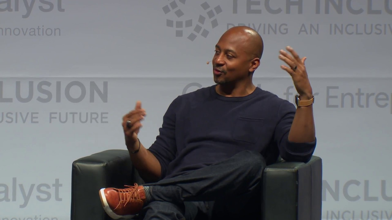 Arlan Hamilton | Fireside Chat | Tech Inclusion SF 2017