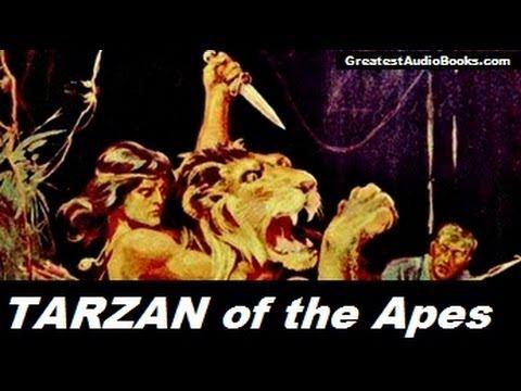 TARZAN OF THE APES By Edgar Rice Burroughs - FULL AudioBook   Greatest Audio Books