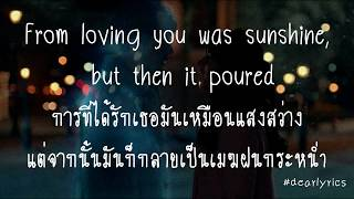 Consequences - Camila Cabello Lyrics (ThaiSub) แปลไทย Video