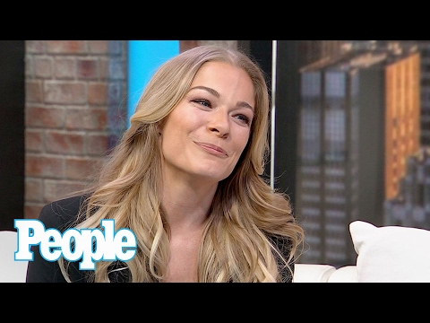 LeAnn Rimes Opens Up About Her & Husband Eddie Cibrian's Typical Date Night | People NOW | People