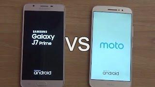 samsung j7 prime vs moto m full comparision camera review hindi