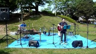 ふれあいコンサート VOL.8にて ピーカンの野外コンサートでした。 http:...