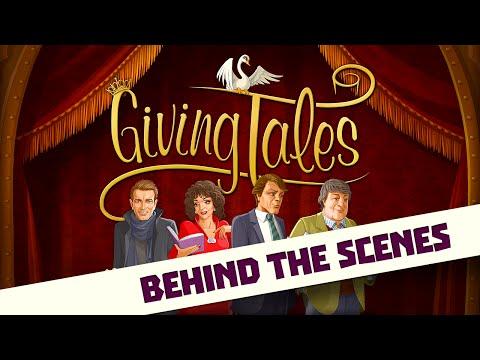 GivingTales Behind the Scenes | Hans Christian Andersen Fairytales